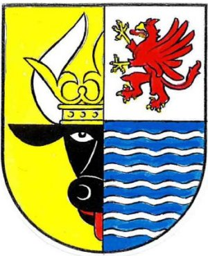 Wappen des Landkreises Mecklenburgische Seenplatte